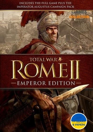 Total War: Rome II – Imperror Edition (РС) КЛЮЧ-thumb