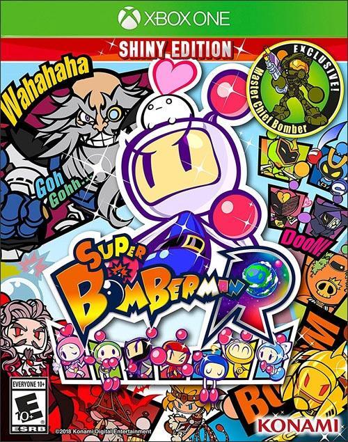 Super Bomberman R Shiny Edition (Xbox One)-thumb