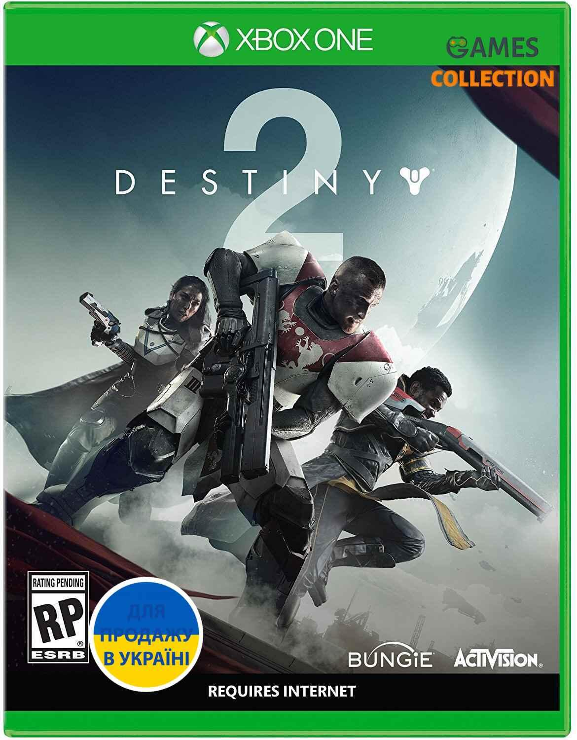 Destiny 2 (Xbox one)-thumb