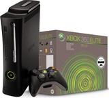 Microsoft Xbox 360 Elite (120GB) (FAT) (б/у)-thumb
