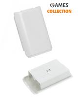 Крышка Батареи для Xbox 360 (Белая)-thumb