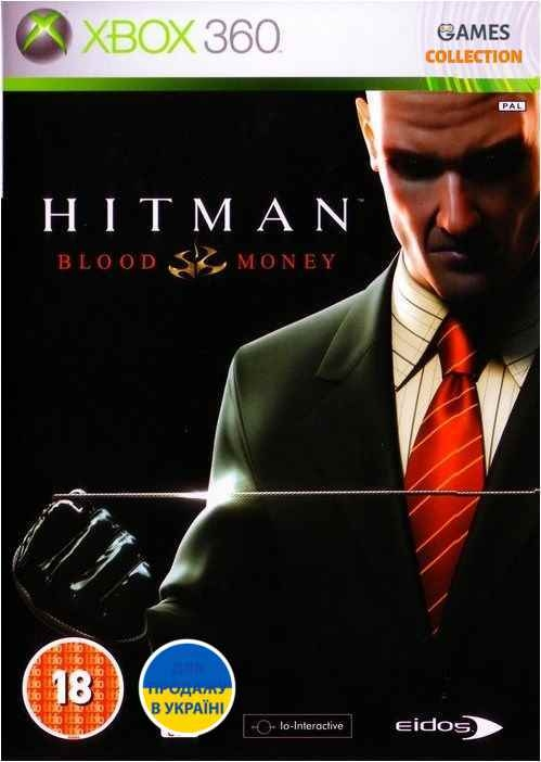Hitman: Blood Money (XBOX360)-thumb