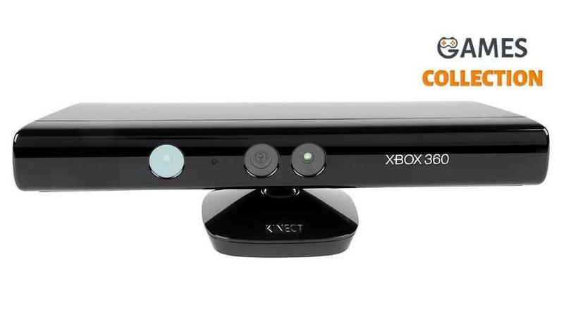 Kinect XBOX 360 Черный-thumb