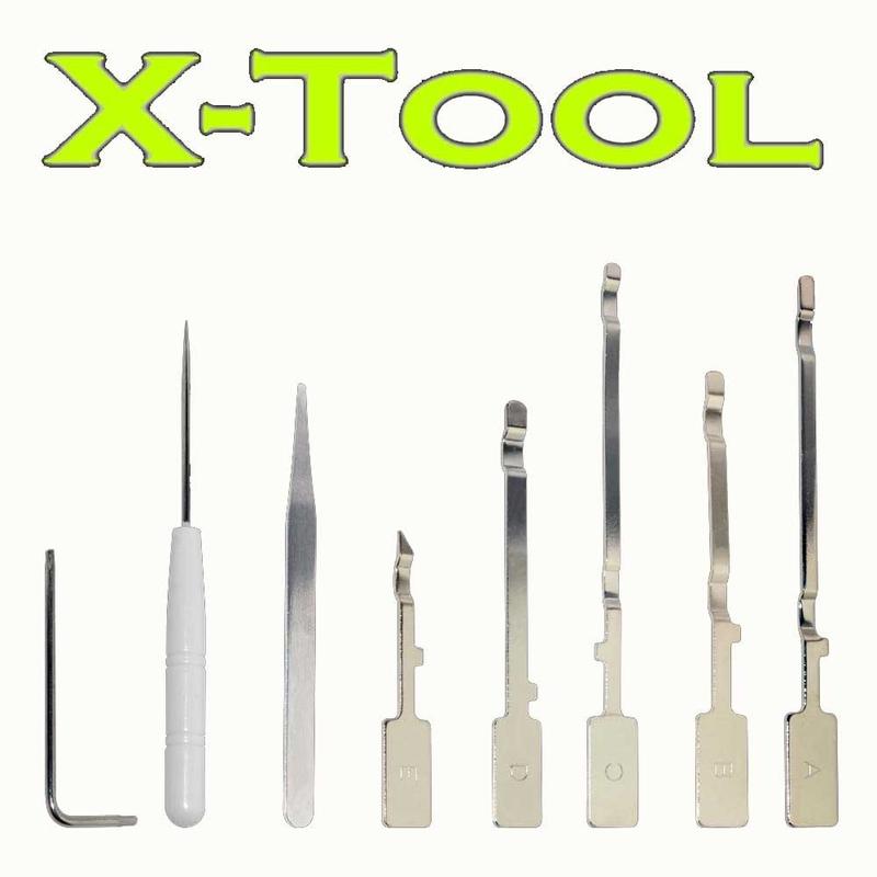 Xbox 360 набор инструментов 8 in 1 (универсальные)-thumb