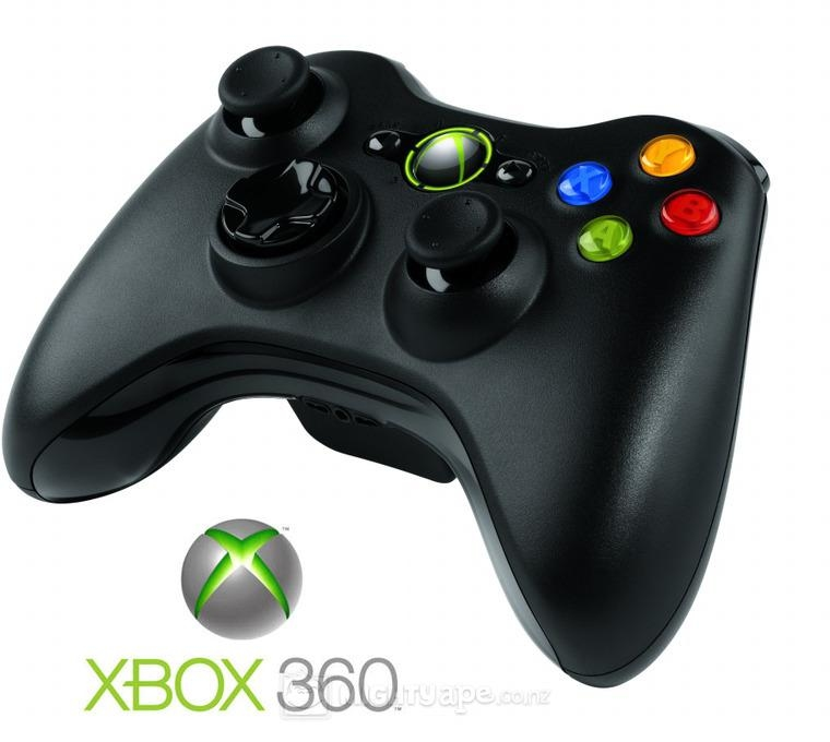 Microsoft Xbox 360 Беспроводной контроллер (оригинал)-thumb