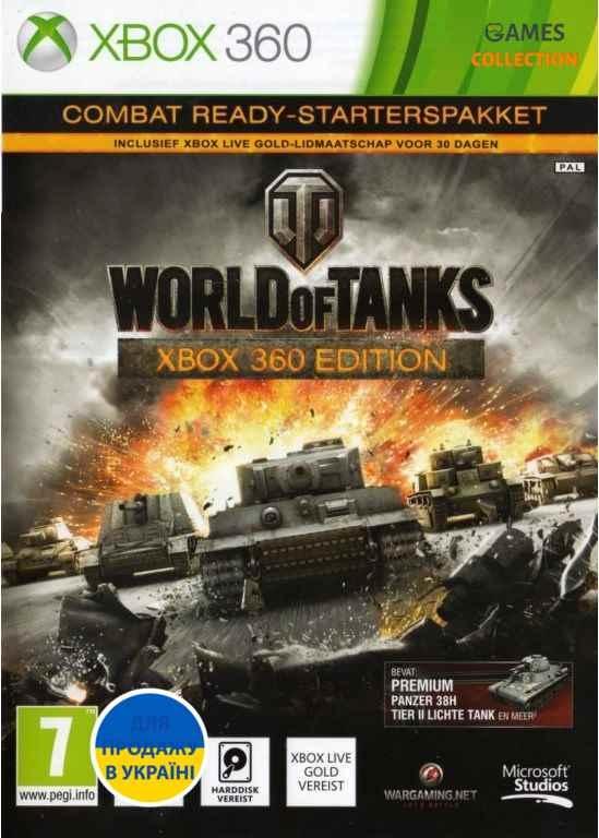 World of Tanks: Xbox 360 Edition (XBOX360) Online-thumb