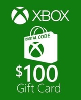 XBOX LIVE 100 USD КАРТА ОПЛАТЫ (USA)-thumb