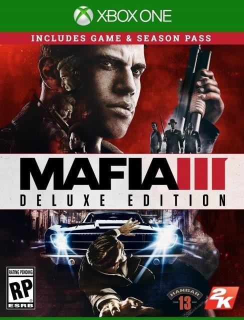 Mafia III Deluxe Edition (Xbox One)-thumb