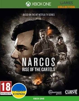 Narcos: Rise of the Cartels (XBox One)-thumb