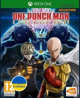 One Punch Man: A Hero Nobody Knows (XBox One)-thumb