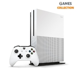 Xbox One Slim 1TB – White Б.У (Xbox One)-thumb