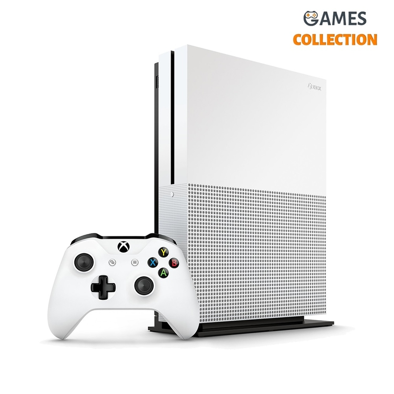 Xbox One Slim 1TB – White Б.У (Xbox One)-thumb