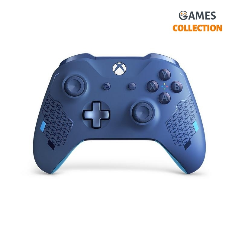 Xbox – Sport Blue Special Edition-thumb