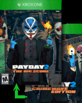 Payday 2: The Big Score (Xbox One)-thumb