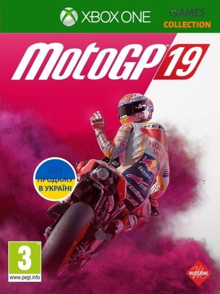 MotoGP 19 (XBox One)-thumb