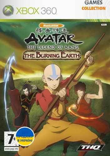Avatar: The Last Airbender – Burning Earth (XBOX360)-thumb