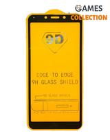 Защитное Стекло Xiaomi Redmi 6A (Черный)-thumb