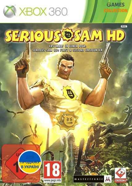 Serious Sam HD: First And Second Encounter (XBOX360)-thumb