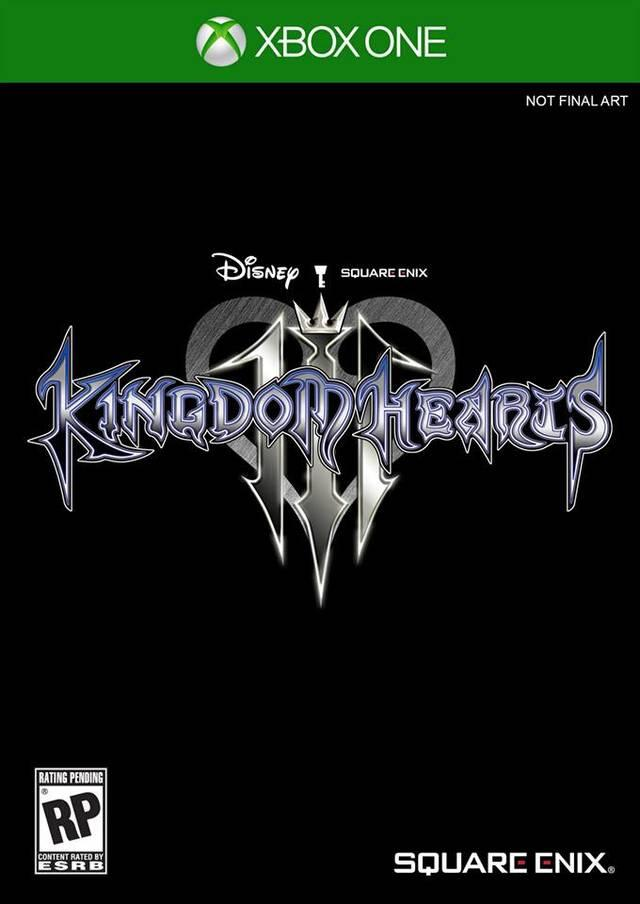Kingdom Hearts III (Xbox One)-thumb