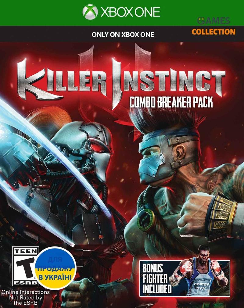 Killer Instinct (XBox One) Б/У-thumb