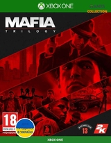 Mafia: Trilogy (XBox One) [Blu-Ray диск]-thumb
