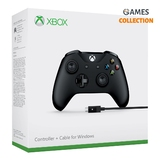 Xbox One S Wireless Controller with Cable for Windows-thumb