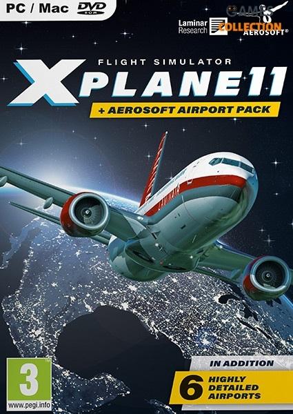 XPlane 11: Aerosoft Airport Collection (PC)-thumb