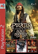 Сборник игр 4в1: Антология Пираты Карибского Моря-thumb