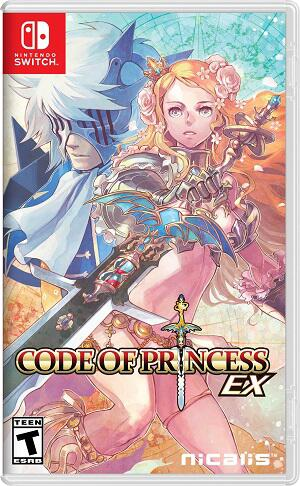 Code of Princess EX (Switch)-thumb
