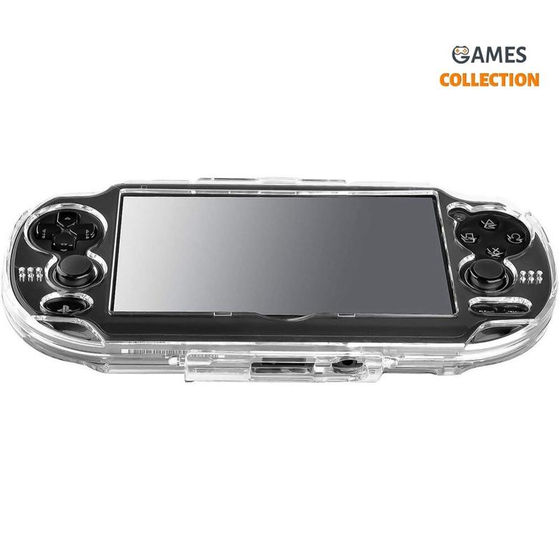 Пластиковый Чехол Case Crystal (PS Vita)-thumb