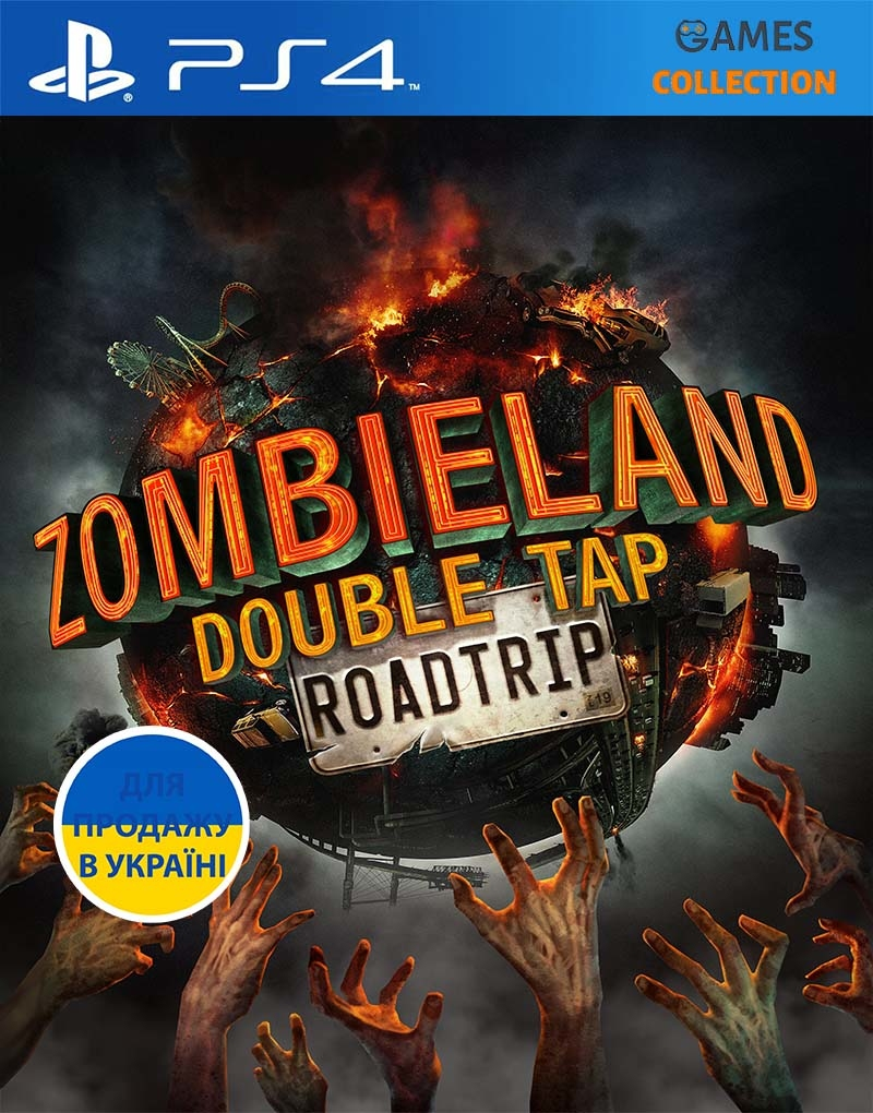 Zombieland: Double Tap – Road Trip (PS4)-thumb