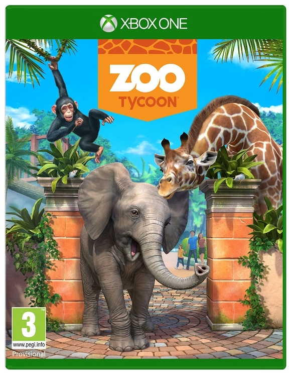Zoo Tycoon (английская версия) Xbox One-thumb
