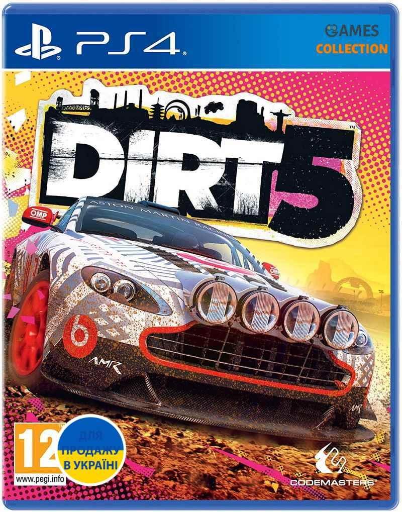 DiRT 5 (PS4)-thumb