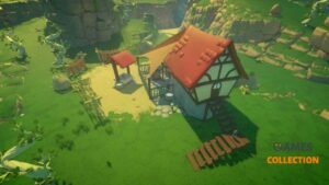 Yonder: The Cloud Catcher Chronicles - Enhanced Edition (PS5)